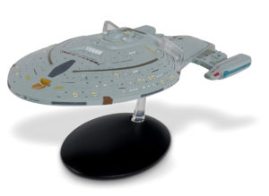U.S.S. Voyager by Eaglemoss