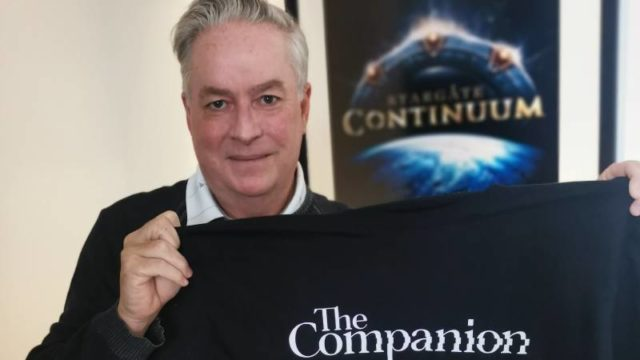 Brad Wright joins The Companion