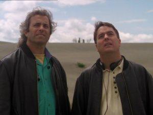 "Michael Greenburg and Brad Wright (""Wormhole X-Treme!"")"