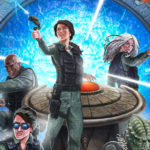 Stargate Roleplaying Game (Wyvern Gaming)