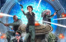 Stargate Roleplaying Game (Wyvern Gaming)