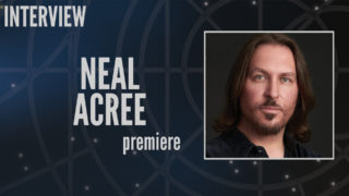 Upcoming: Neal Acree (Dial the Gate)