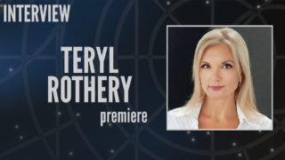 Upcoming: Teryl Rothery (Dial the Gate)