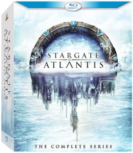 Stargate Atlantis Complete Series - Blu-ray (2011)
