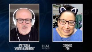 Gary Jones Interviews Sommer, Fan (Dial the Gate)