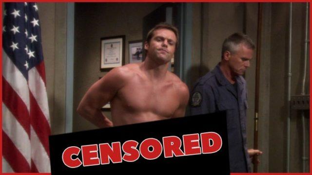 """Stargate SG-1 Censored (""""Threads"""")"""