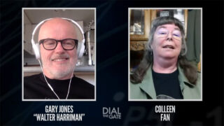 Gary Jones Interviews Colleen, Fan (Dial the Gate)