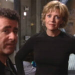 "Samantha Carter and Emmett Bregman (""Heroes, Part 1"")"