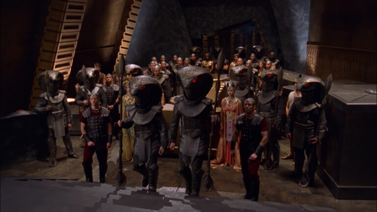 Stargate SG-1 Season 1 (VEI Blu-ray)