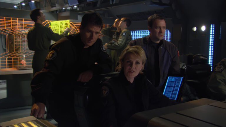 Stargate SG-1 Season 10 (VEI Blu-ray)