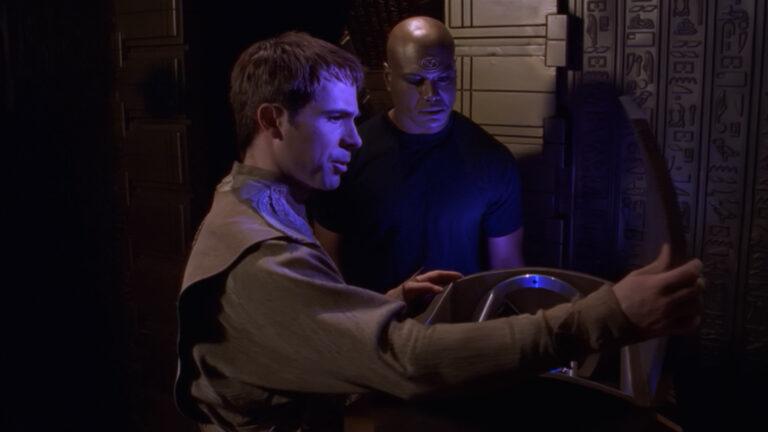 Stargate SG-1 Season 3 (VEI Blu-ray)