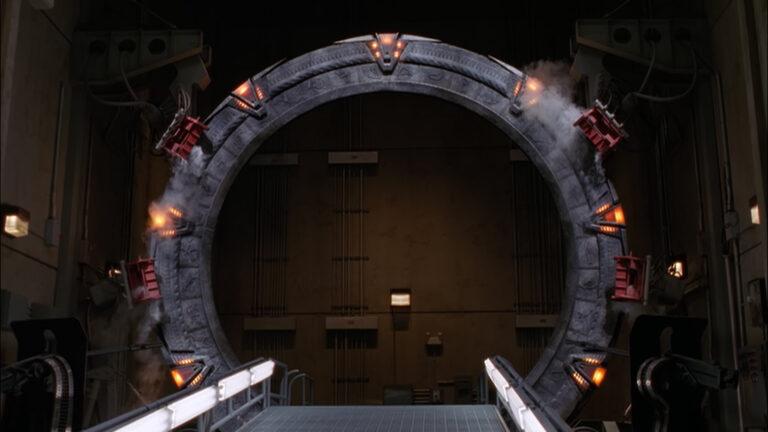 Stargate SG-1 Season 4 (VEI Blu-ray)