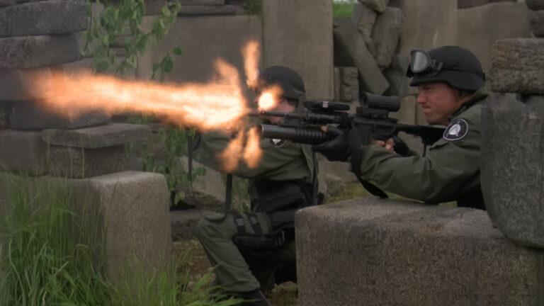 Stargate SG-1 Season 7 (VEI Blu-ray)
