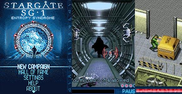 Stargate SG-1: Entropy Syndrome (Mobile Game)