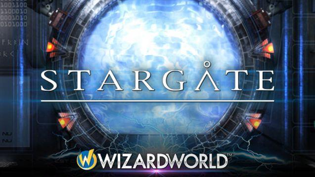 Wizard World Stargate Virtual Event