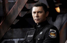 Lou Diamond Phillips (Colonel David Telford)