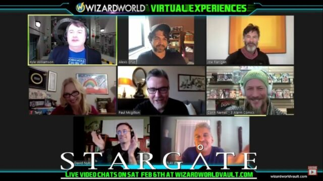 Wizard World Virtual Panel (January 2021)