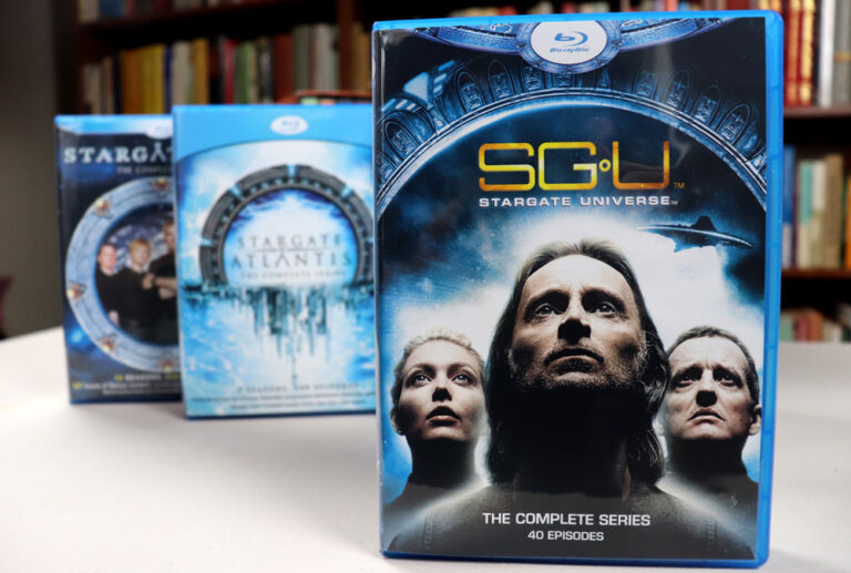 Stargate Universe Blu-ray Collection (VEI)