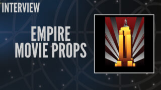 Upcoming: Empire Movie Props (Dial the Gate)