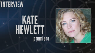Upcoming: Kate Hewlett (Dial the Gate)