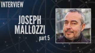Upcoming: Joseph Mallozzi (Dial the Gate)