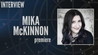 Upcoming: Mika McKinnon (Dial the Gate)