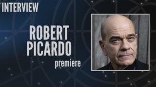 Upcoming: Robert Picardo (Dial the Gate)