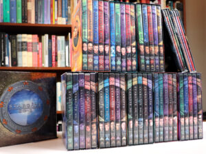 Stargate SG-1 DVD Collection
