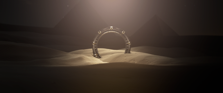 Stargate Title Sequence (MISTER)