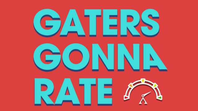 """""""Gaters Gonna Rate"""" Podcast"""
