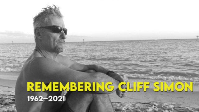 Remembering Cliff Simon (1962-2021)