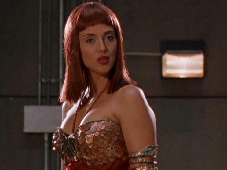 Braun nude suanne Stargate SG