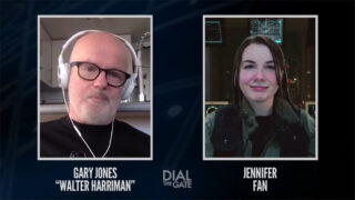 Gary Jones Interviews Jennifer, Fan (Dial the Gate)