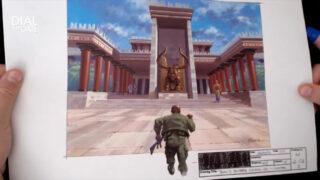 SG-1 Season One Concept Art (Dial the Gate)