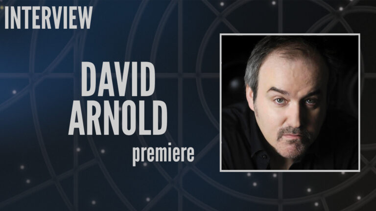 Upcoming: David Arnold (Dial the Gate)