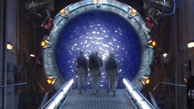 """Stargate SG-1 (""""Unending"""")"""