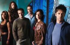 Stargate Atlantis (Season 3 Cast)