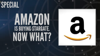 Amazon is Buying Stargate. Now What? (Dial the Gate)