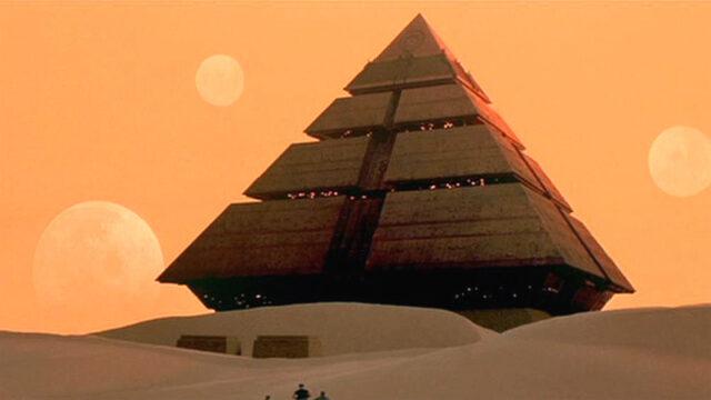 Stargate Movie (Ra's Pyramid)