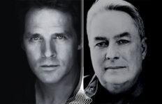 Ben Browder and Brad Wright (The Companion)