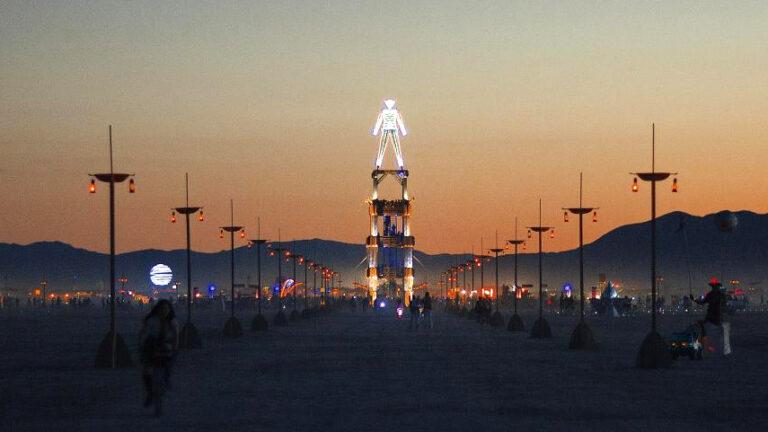 Burning Man (2010)