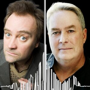 David Hewlett and Brad Wright (The Companion)