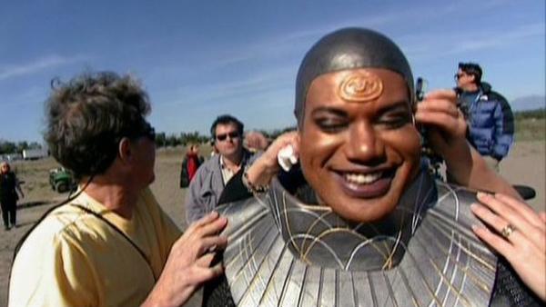 Christopher Judge (Behind the Stargate: Secrets Revealed)