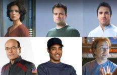 Stargate Atlantis Cast Reunion (Preview)