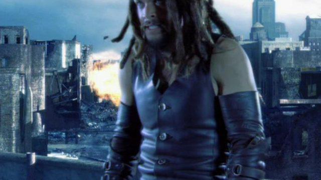 Jason Momoa as Ronon Dex (Sateda)