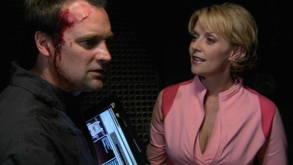Stargate atlantis grace under pressure online dating 7