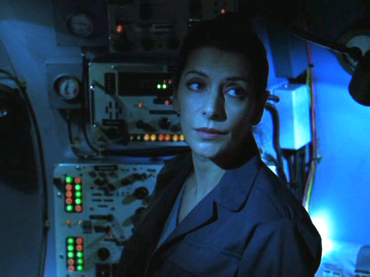 Episode Of The Week Marina Sirtis In Watergate 187 Gateworld