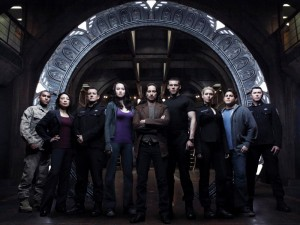 SGU (Season One Cast)