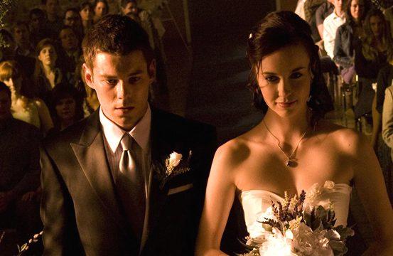 "Matt and Chloe's fantasy wedding (""Cloverdale"")"