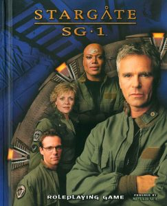 Stargate SG-1 Role-Playing Game (2003)